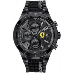 Orologio Uomo Scuderia Ferrari RedRev Evo Chrono 0830262