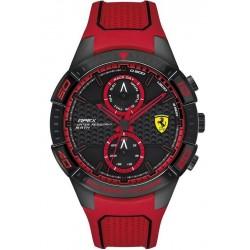 Acquistare Orologio Uomo Scuderia Ferrari Apex 0830639 Multifunzione