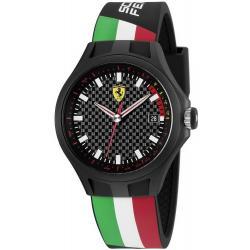 Orologio Uomo Scuderia Ferrari Pit Crew 0830131
