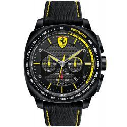 Orologio Uomo Scuderia Ferrari Aero Evo Chrono 0830165