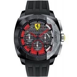 Orologio Uomo Scuderia Ferrari Aerodinamico Chrono 0830205