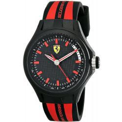 Orologio Uomo Scuderia Ferrari Pit Crew 0840002