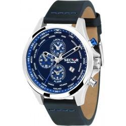 Acquistare Orologio Uomo Sector 180 R3251180023 Cronografo Quartz