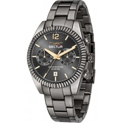 Orologio Uomo Sector 240 R3253240001 Cronografo Quartz
