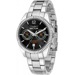 Orologio Uomo Sector 240 R3253240003 Cronografo Quartz