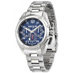 Orologio Uomo Sector 950 R3253581002 Cronografo Quartz
