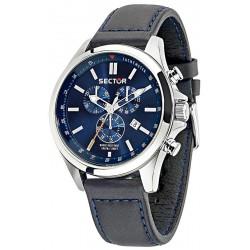 Orologio Uomo Sector 180 R3271690014 Cronografo Quartz