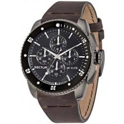 Orologio Uomo Sector 350 R3271903002 Cronografo Quartz