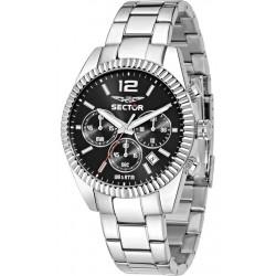 Orologio Uomo Sector 240 R3273676003 Cronografo Quartz