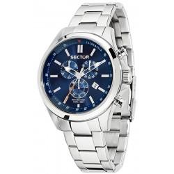 Acquistare Orologio Uomo Sector 180 R3273690009 Cronografo Quartz