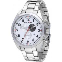 Orologio Uomo Sector 180 R3273690010 Cronografo Quartz