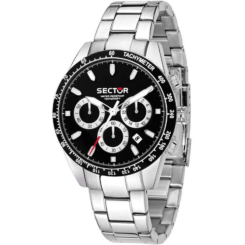 Orologio Uomo Sector 245 R3273786004 Cronografo Quartz - Crivelli ... 0d7740b23a3