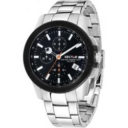 Orologio Uomo Sector 480 R3273797005 Cronografo Quartz
