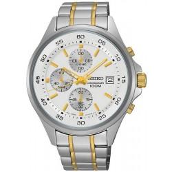 Orologio Uomo Seiko SKS479P1 Cronografo Quartz