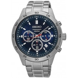 Orologio Uomo Seiko Neo Sport SKS517P1 Cronografo Quartz