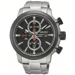 Orologio Uomo Seiko Neo Sport Alarm Chronograph Quartz SNAF47P1