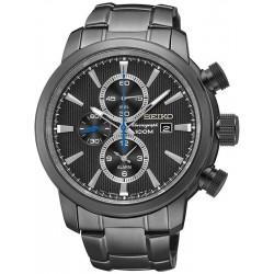 Orologio Uomo Seiko Neo Sport Alarm Chronograph Quartz SNAF49P1