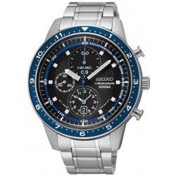 Orologio Uomo Seiko SNDF39P1 Cronografo Quartz