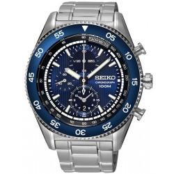 Orologio Uomo Seiko SNDG55P1 Cronografo Quartz
