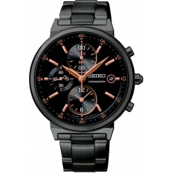 Acquistare Orologio Unisex Seiko Neo Classic SNDW47P1 Cronografo Quartz