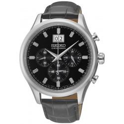 Orologio Uomo Seiko SPC083P2 Cronografo Quartz