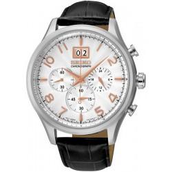 Orologio Uomo Seiko SPC087P1 Cronografo Quartz