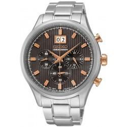 Acquistare Orologio Uomo Seiko Neo Sport SPC151P1 Cronografo Quartz