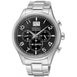 Orologio Uomo Seiko Neo Sport SPC153P1 Cronografo Quartz