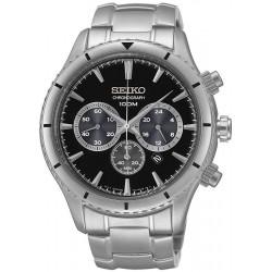 Orologio Uomo Seiko Neo Sport SRW035P1 Cronografo Quartz