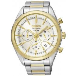 Orologio Uomo Seiko Neo Sport SSB090P1 Cronografo Quartz