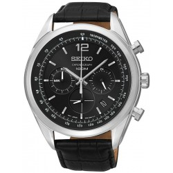 Orologio Uomo Seiko Neo Sport SSB097P1 Cronografo Quartz
