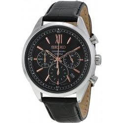 Orologio Uomo Seiko Neo Sport SSB159P1 Cronografo Quartz
