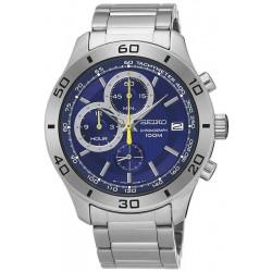 Orologio Uomo Seiko Neo Sport SSB185P1 Cronografo Quartz