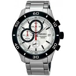 Orologio Uomo Seiko Neo Sport SSB189P1 Cronografo Quartz