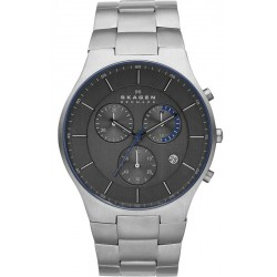 Acquistare Orologio Uomo Skagen Balder Titanium SKW6077 Cronografo