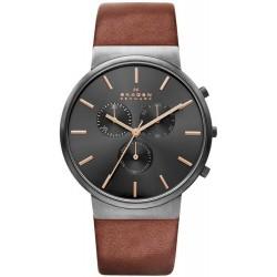 Acquistare Orologio Uomo Skagen Ancher SKW6106 Cronografo