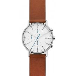 Orologio Uomo Skagen Signatur SKW6462 Cronografo