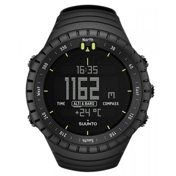 Acquistare Orologio Uomo Suunto Core All Black SS014279010