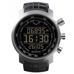 Acquistare Orologio Uomo Suunto Elementum Terra Black Rubber / Dark Display SS014522000