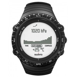 Orologio Uomo Suunto Core Regular Black SS014809000