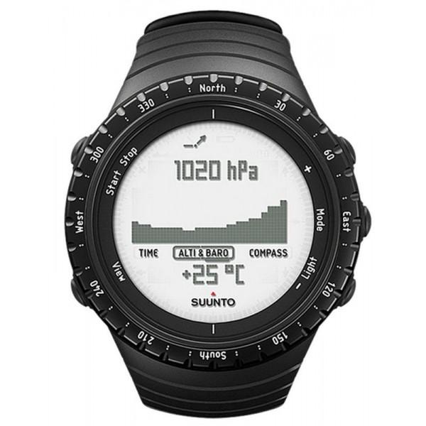 Acquistare Orologio Uomo Suunto Core Regular Black SS014809000