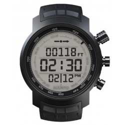Acquistare Orologio Uomo Suunto Elementum Terra Black Rubber / Light Display SS018732000