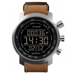 Acquistare Orologio Uomo Suunto Elementum Terra Brown Leather SS018733000
