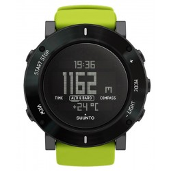 Orologio Uomo Suunto Core Lime Crush SS020693000