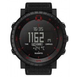 Orologio Uomo Suunto Core Black Red SS023158000