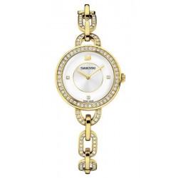 Acquistare Orologio Swarovski Donna Aila Yellow Gold Tone 1124151