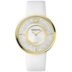 Orologio Swarovski Donna Crystalline White Yellow Gold Tone 1184025