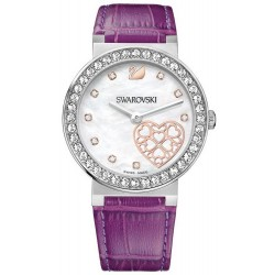 Acquistare Orologio Swarovski Donna Citra Sphere Hearts 1185833 Madreperla