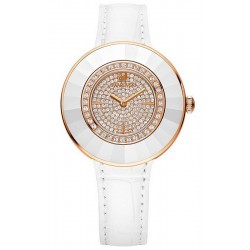 Orologio Swarovski Donna Octea Dressy White Rose Gold Tone 5095383