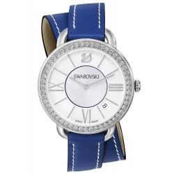 Acquistare Orologio Swarovski Donna Aila Day Double Tour Blue 5095944